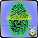 Fingerprint Lock Theme icon
