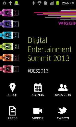 Wiggin Digital Summit 2013