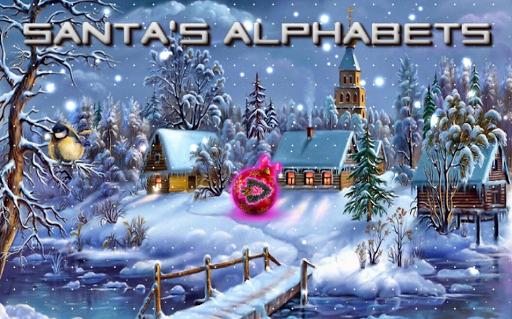 Santa's Alphabet