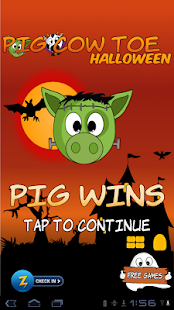 Pig Cow Toe Halloween- screenshot thumbnail