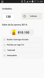 Bogotá Taxi 2015- screenshot thumbnail