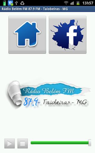 Rádio Belém - 87 9 FM
