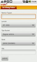 Screenshot of Smartfren App Portal