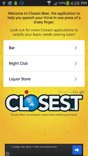Closest Beer