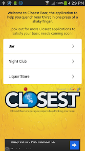 Closest Beer- screenshot thumbnail
