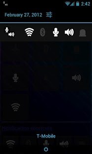 Toggles (LED flashlight etc) - screenshot thumbnail