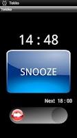 Screenshot of Alarm Clock Tokiko Free No Ads