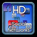 Social Network LWP HD logo