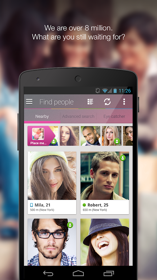 LOVOO Chat, Flirt, Dating App - screenshot