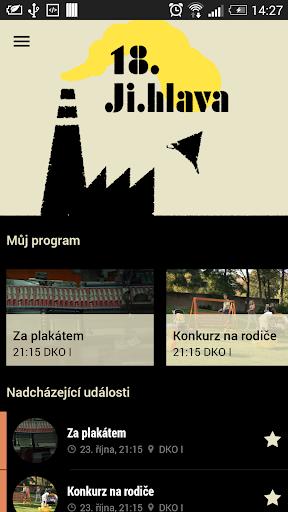 MFDF Jihlava