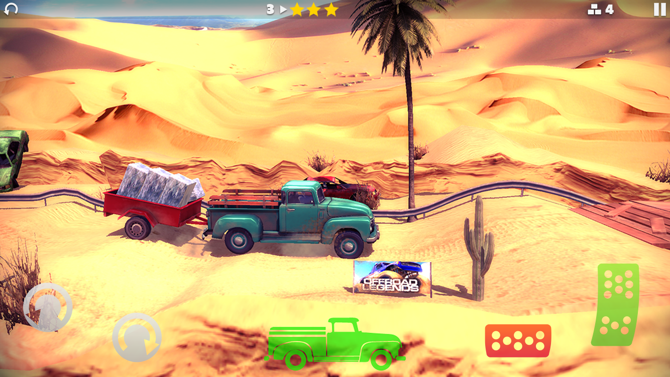 Offroad Legends 2 - screenshot