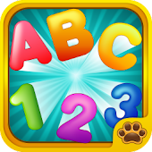 Line Game for Kids:ABC/123