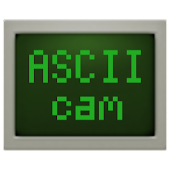 ASCII cam (free version)