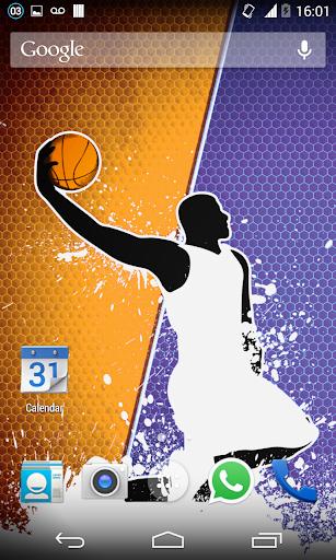 Phoenix Basketball Wallpaper
