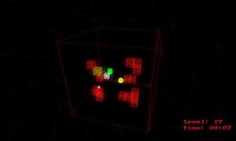 Screenshot of qb - 3d puzzle game