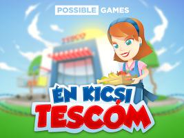 Screenshot of Én Kicsi Tescóm