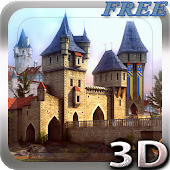 Castle 3D Free live wallpaper