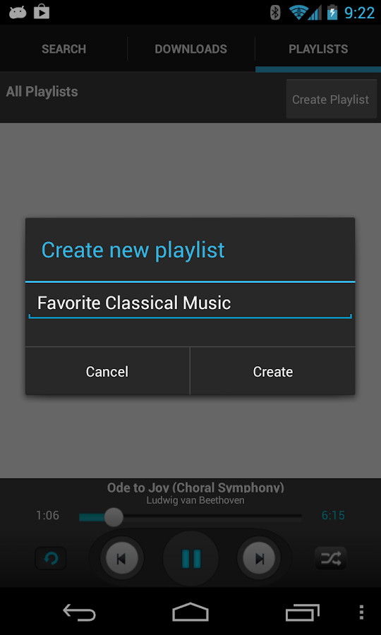 Music Download Paradise Pro - screenshot
