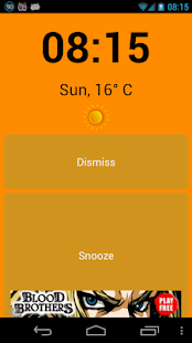 Alarm Weather (Alarm Clock)- screenshot thumbnail