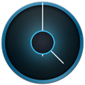 Nexus 4 Clock ICS Clock Widget icon