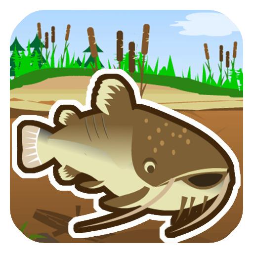 Cat fish Fry Hillbilly Fishing LOGO-APP點子