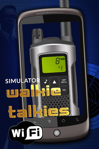 Simulator walkie talkies wifi