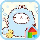 Molrang bath dodol launcher icon