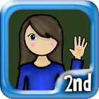 2nd Grade Math Genius icon