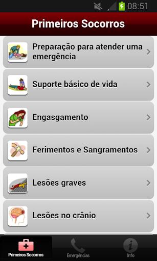 Emergências - RTI Brasil