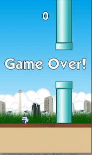 Flappy bee LPSE- gambar mini screenshot