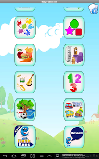 Baby Flashcards for Kids - screenshot thumbnail