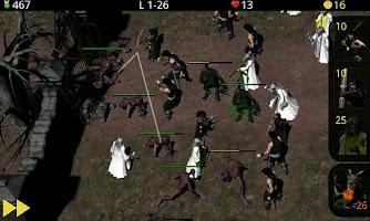 Screenshot of Element Defense Lite