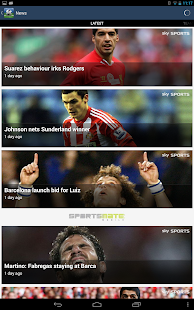 Premier League Live 2013/2014 - screenshot thumbnail