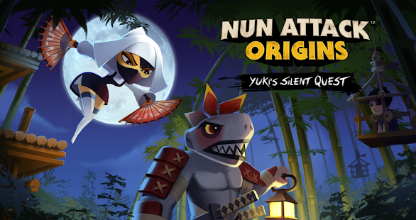 Nun Attack Origins: Yuki Screenshot 17