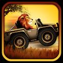 Safari Kid Racing Pro icon