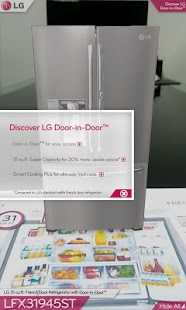 LG DOOR-IN-DOOR™ 3D AR(US, EN)- screenshot thumbnail