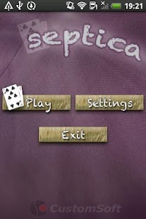 Septica Card Game