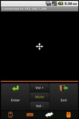 Smart Remote Control - screenshot