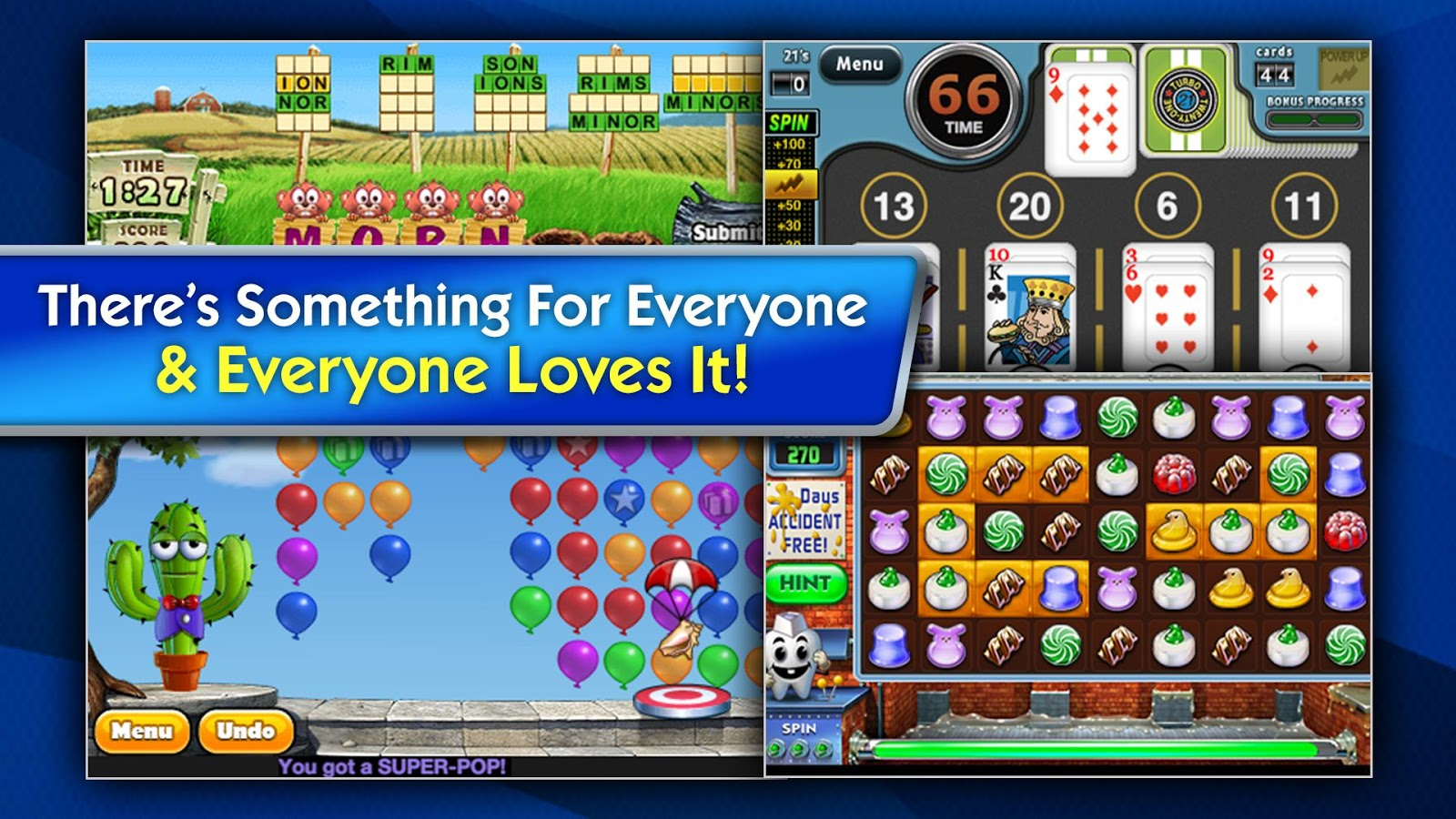POGO Games- screenshot