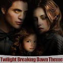 Twilight Theme Breaking Dawn logo