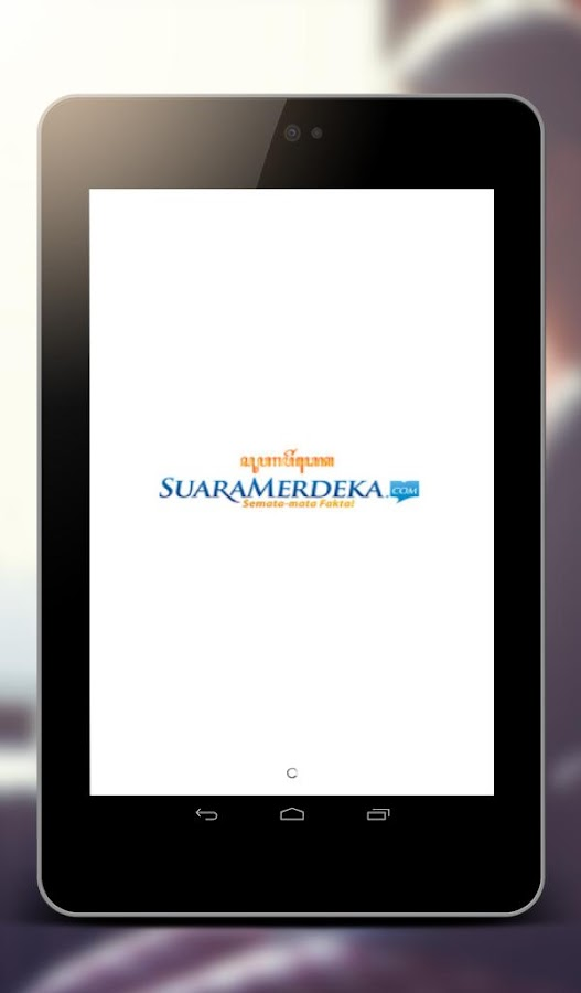 Suaramerdeka- screenshot