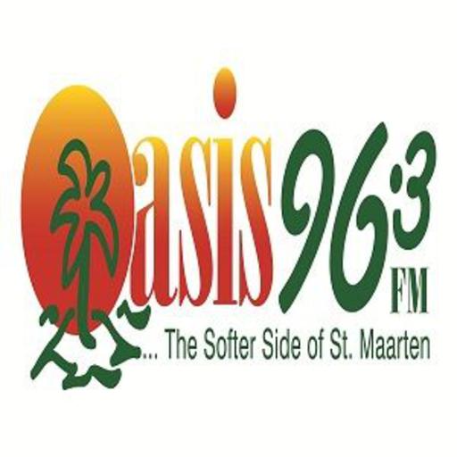 Oasis 96.3 FM LOGO-APP點子