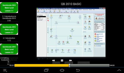 【免費商業App】QuickBooks Training Basic L2-APP點子
