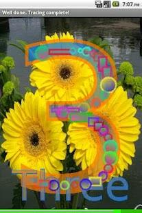 Count Flowers 1-10 FREE- screenshot thumbnail