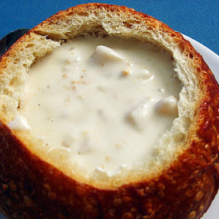 New England Clam Chowder Without Bacon Recipes.