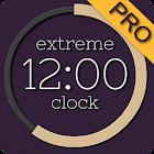 Extreme Clock Pro wallpaper icon