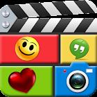 视频拼贴制作工具 icon