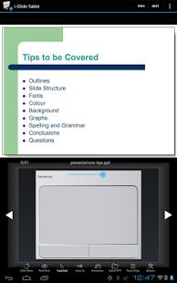 i-Clickr (Tablet Edition) - screenshot thumbnail