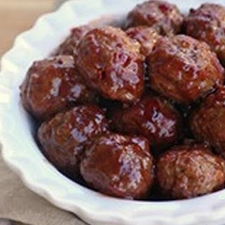 3-Ingredient Sweet and Sour Meatballs Recipe