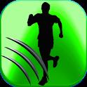 Runnig GPS logo